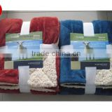 Factory Price Home Texitle wool BLANKET Fabric