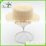Wholesale customized craft styles classical sun hat beach surf straw hats for men / women