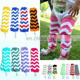 Chevron Leg Warmer Baby Leg warmers Mix color QueenBaby