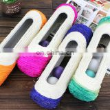 Pet Cat Toy Rolling Sisal Scratching Post Trapped Ball Training