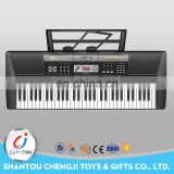 Funny musical toys electric keyboard 61 keys kids for sale piano