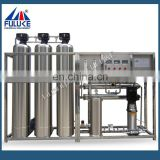 Full stainless steel reverse osmosis water distiller treatment