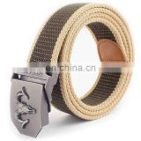 wholesale custom canvas belts