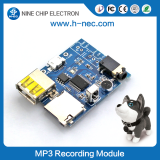 Bluetooth module mini recordable sound chip