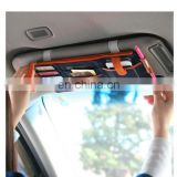 New design Korean style multi-function sun visor point pocket