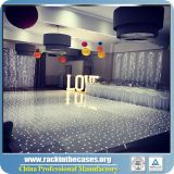 Hot selling LED  dance floor for wedding event decoration