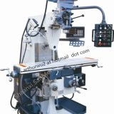 X6325LA Vertical and Horizontal Turret Milling Machine