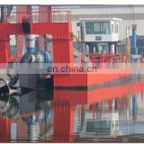 Chinese small river sand suction dredge sale
