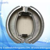 Honda brake shoe ,weightness of 257g,good workmanship brake shoes