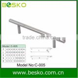 Stainless steel T handle