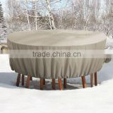 <b>Round</b> Table &amp; Chairs Gardeb <b>Cover</b>--Furniture <b>cover</b>