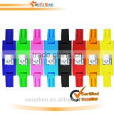 wholesale promotional fashionable anion silicone watch