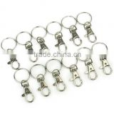 Lobster Clasps Swivel Trigger Clips Snap Hooks Bag Key Ring Charms Findings