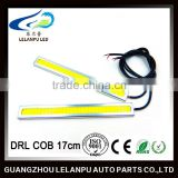 2*7.5w 17cm COB led daytime running light