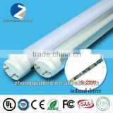 Big Promotions!Super Bright Factory price t8 96leds pure white ac85-265v 18w korea t8 tube led lighting