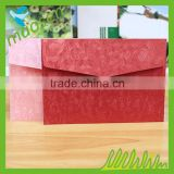 Special designed hard craft paper envelope with customized sizes                                                                                                         Supplier's Choice