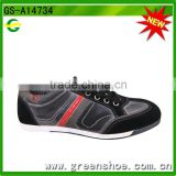 New design flat men picture of casual shoes