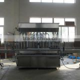 Automatic linear Coolant fluid Gallon filling machine