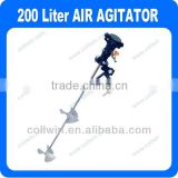 1/4HP Clamp Type Air Agitator For 200 Liter Drum