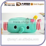 Kawaii Animal Soft Plush Pencil Case Korean Cute Stationery Bag