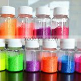 tiles with glitter powder color acrylic nail powder