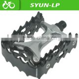 stable quality bicycle accesories trek mountain bike diecasting heavy duty bike pedal bicycle footrest pedal