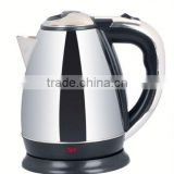 New product 1.5L metal otter kettle