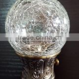 "fractured glass finial flexible metal curtain rod curtain tracks ROD DIAMETER 1"" 5-8"" 6-8"" 1-2"" 1-1/2"""