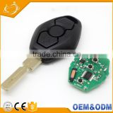 Car Remote Control Key 3 button 315Mhz factory direct car keys for BMW E60