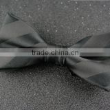 Black Mystic Silk Bow Tie For Men,Classic Neck Dress For Business Occassion