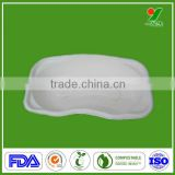 Dongguan city custom nursing pulp kidney dish medical hospital disposable pulp products