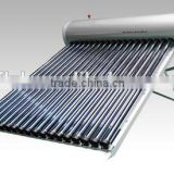 solar water heater Heat pipe pressurized solar water heater Elegant Appearance Solar Energy Water Heater Luxury type And Econ                                                                         Quality Choice