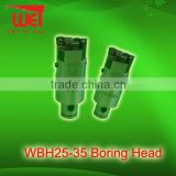 WBH Indexable Twin-bit Rough Boring Head