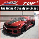 2010-2015 Chevrolet camaro-W style body kit Chevrolet camaro body kit