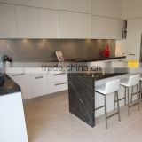 Pietra Grey Dark Grey Kitchen Marble Top