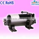 CE ROHS R407C horizontal rotary compressor for EV SRV camping car caravan roof top mounted travelling truck ac