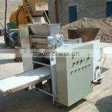 Cheese forming and cutting machine