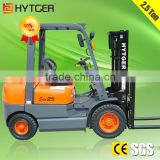 2.5 Ton XINCHAI Engine Automatic Transmission Diesel Forklift Truck