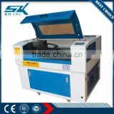 Eva foam laser cutting machine 6090 small laser engraver mini craft laser cutting machine