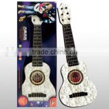 Hot selling fashion 6 strings plastic play guitar musical instrument toy,plastic play guitar toy,musical toy