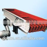 Shanghai Motor vibrating feederHigh Performance Super Quality Building Materials Vibrating Feeder mining machine factory