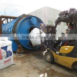 waste cable skin refining to oil machine with CE, ISO and BV by Shangqiu Sihai Machinery