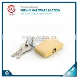 Brass material luggage and door pad lock with different size                                                                         Quality Choice