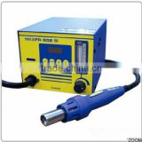 Hot air rework hakko FR-802 mobile phone repairing gun soldering rework station china supplier