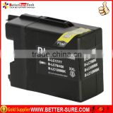 High quality Brother LC17/77/79/450/1280XXLBK remanufactured compatible ink cartridge Without chip