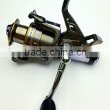 Bait runner system aluminium spool fishing spinning reel good fishing tackel