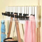 Fashionable Balcony Hanger Wall Clothes Drying piano hanging racks 60cm on sale
