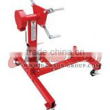 High Quality Adjustable Rotating Mobile Hydraulic Car Engine Stand