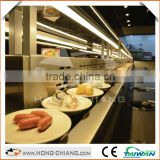 conveyor belt manufacturer for Chinese steam bowl restaurant