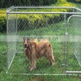 Wholesale portable cheap chain link dog kennel lowes , portable fences for dogs